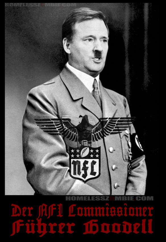 Hitler Goodell