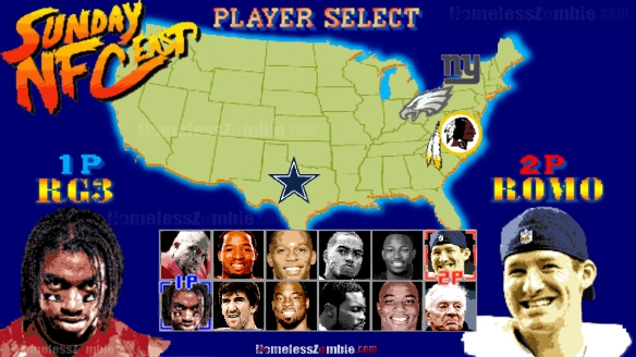 NFC EAST FIGHTER
