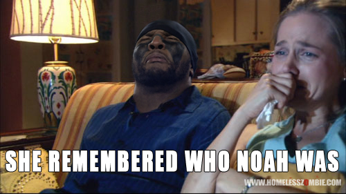 Ray Lewis cries watching The Notebook